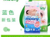 日本原装进口 尤妮佳Moony 婴儿纸尿裤/尿不湿 L54片 妈