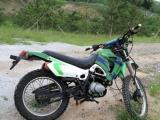 轟轟烈限量版越野摩托車,車沒毛病直接買回去直接騎