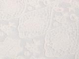 厂家直销涤棉针织面料 混纺涤棉烂花布时装面料  量大从优