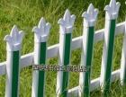 市政绿化草坪护栏|塑钢花园围栏|PVC庭院护栏珊栏