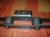 环行电镀垂直升降线平移链条 横行大链条,配套链轮