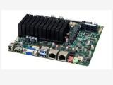 170 170两网口多USB多串口多显示J1900主板
