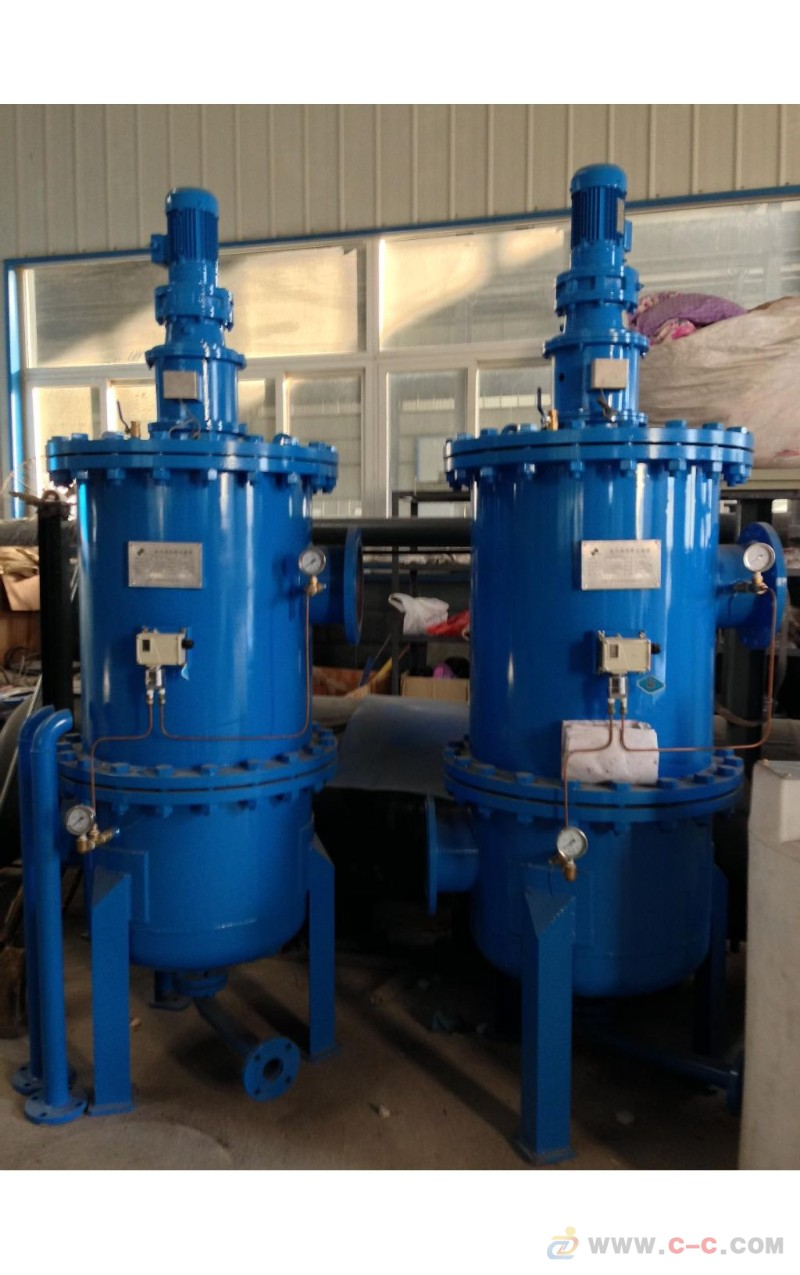 四川工业循环水过滤器