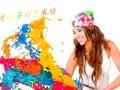 卡美姿多彩艺术墙 首批订货数量不限制