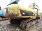 进口卡特336D二手挖机多少钱,卡特二手挖掘机