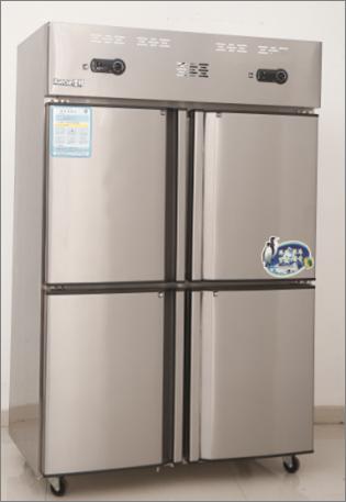 雪村冷柜厨房柜四门冰柜电冰箱