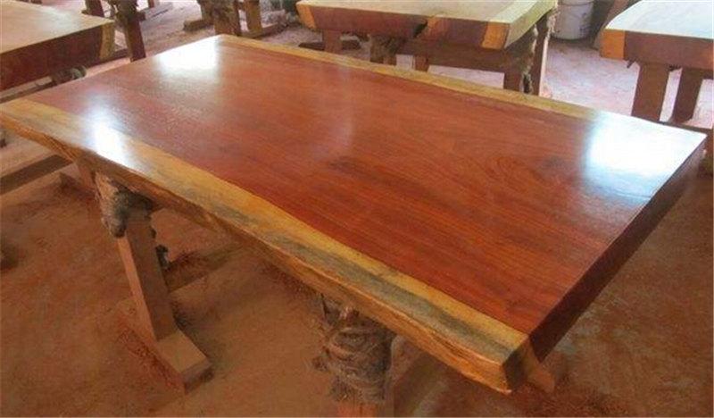 山东精品崖柏根雕茶桌大量供应,红木大板供应价格
