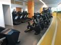 西安百益健身,24h营业智能化健身房