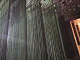 宜宾泸州防火电动舞台幕布厂家宜宾泸州定做意大利绒阻燃舞台幕布