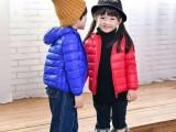 厂家直销儿童轻薄羽绒服品牌童装儿童棉袄一手货源批发