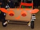 苏州多维力户外拓展 拓展项目 团队F1赛车