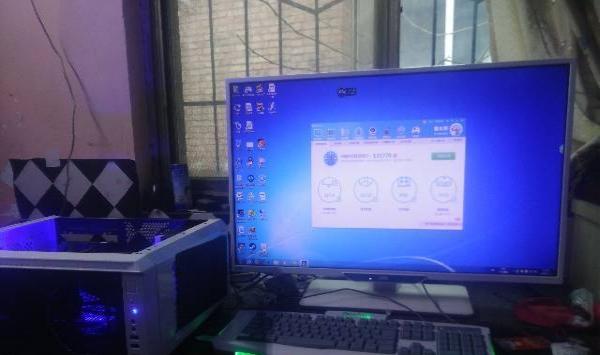 i5 4590 整机电脑一台