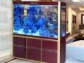 深圳鱼缸厂定做鱼缸金鱼缸龙鱼缸