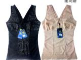 柔尚娇夏季薄款瘦身衣蕾丝透气收腹弹力美体燃脂塑身衣内衣9920