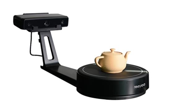 专业维修威布三维扫描设备