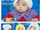 特价 K0023 韩版儿童手工披肩 儿童围脖 儿童围巾(5色)