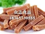 山楂条众志食品厂专业供应青州山楂条