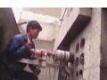 张师傅大同专业水钻打孔打混凝土 捣墙开门