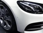 昆明市盘龙改装新E级奔驰改装原厂几何多光束动态LED大灯