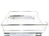 厂家供应LL-12不锈钢厨房拉篮不锈钢橱柜拉篮系列