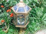 园林绿化灯具 花园草坪灯户外 草地太阳能室外灯