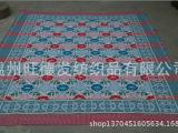 2017最新产品  再生四色线毯  质量