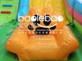 郑州宝乐宝 371圣诞熊充气滑梯