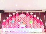重庆宝宝宴儿童派对 生日聚会 泡泡秀互动 小丑气球派送