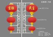 靖边灯笼 购买销量好的灯笼优选宁夏炫彩视界广告传媒