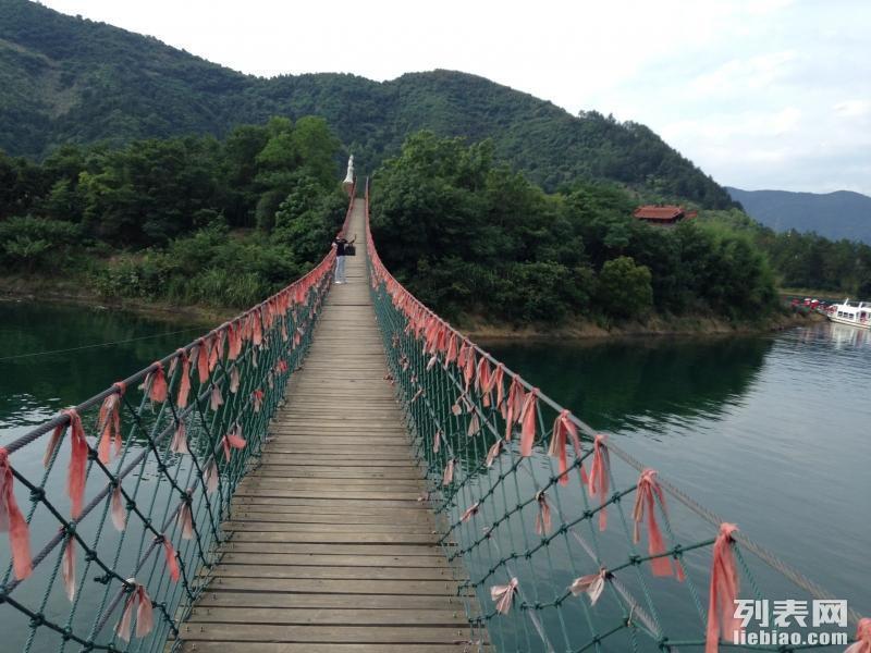 黄石生活服务 黄石旅游 阳新旅游 仙岛湖旅游风景区西线简介官方统一