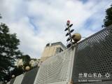供应威海学校 石化张力围栏 兰星LX-2018C4N