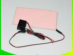兰绿光背光源 A5发光片冷光源 可定制各种色彩