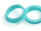 东莞名振 硅橡胶密封圈 O型密封圈 厂家供应 可加工定制