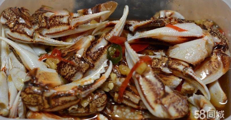 张小二麻辣蟹钳麻辣小海鲜海鲜大咖代理加盟餐饮加盟