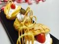 学西式点心甜甜圈 蛋黄酥 泡芙 甜品蛋糕技术加盟