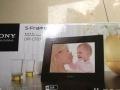 全新索尼DPF-C700电子相册转让,原价569元