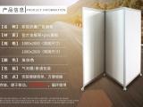 书画摄影作品展示架深圳香港 双面挂画展板八KR8铝材搭建