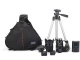 POLO/宝达D3300 可换21倍长焦镜头,外接补光灯,支持微