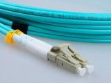 电信级LC-LC-OM3万兆多模光纤跳线