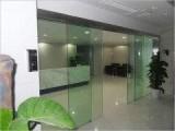 上海维修玻璃门长宁区定做玻璃 玻璃移门维修