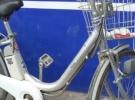 日本内7速助力自行车,电池是松下的本人不骑了,转让。非诚勿扰4000元