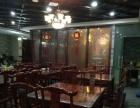 高档成熟商圈经营五年餐饮老店低价转让--联城推广