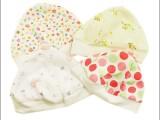 婴儿用品批发 胎儿帽 宝宝新生儿帽子 纯棉品质 卡通多色款