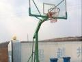 篮球架一个 6成新