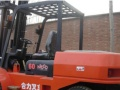 鞍山3吨4吨6吨二手叉车龙工855B装载机9成新转让