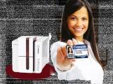 武汉证卡打印机人像彩色证件卡打印机城市智能公交