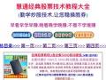 经典股票教程U盘合集500G移动硬盘(26套U盘内容)