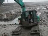 塔城沙灣里有濕地挖掘機出租