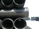 【特别推荐】厂家直销 HDPE钢带增强螺旋波纹管