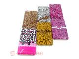 豹纹TPU手机套 IMD工艺 IPhone5C手机保护套 手机配
